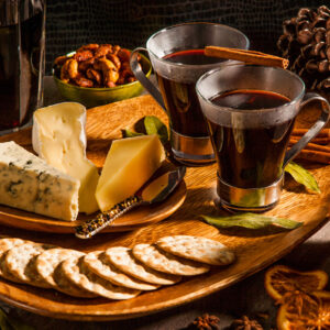 zesto krasi, ζεστό κρασί, mulled wine, Χριστούγεννα
