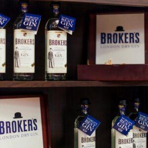 Broker's gin, Τεχνόπολις, Σπύρος Πατσιαλός, Peter Martin