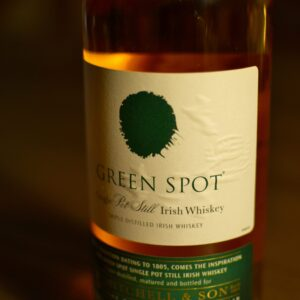 Green Spot, irish whiskey, whiskey
