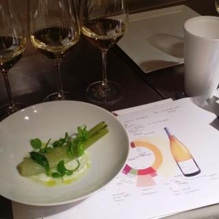 Συνδυασμός κρασιού, φαγητού, Jane Lopez, Foodpairing