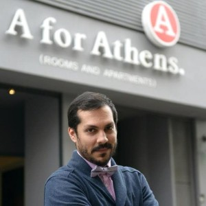 a for athens, thodoris pirillos