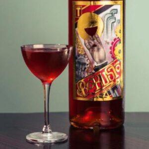 Εμφιαλωμένο Νεγκρόνι, Drink Factory, Zoe Burgess