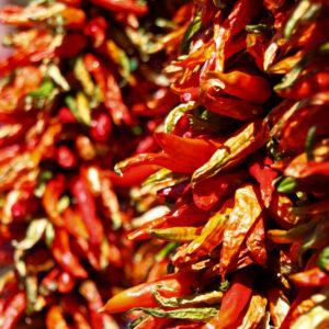 Πιπεριές τσίλι