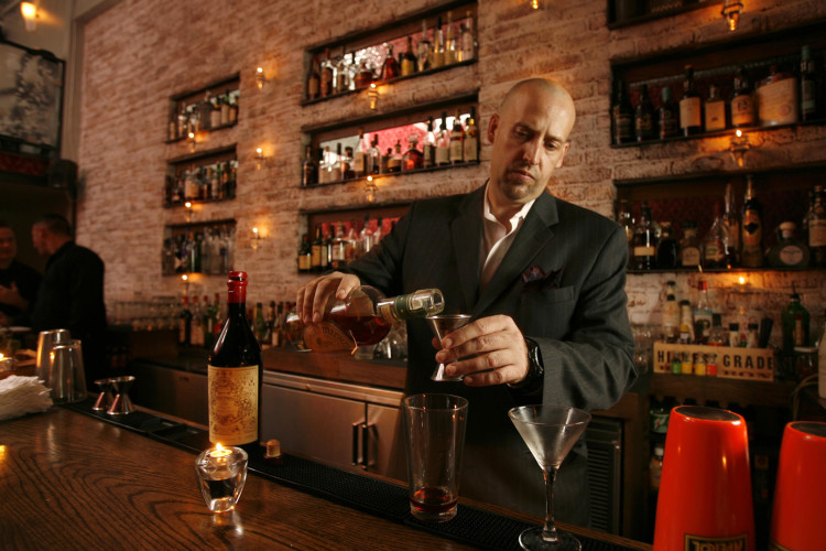 Bourbon and Branch, photo by insidescoopsf.sfgate.com