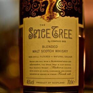 spice tree, compass box, whisky, ουίσκι