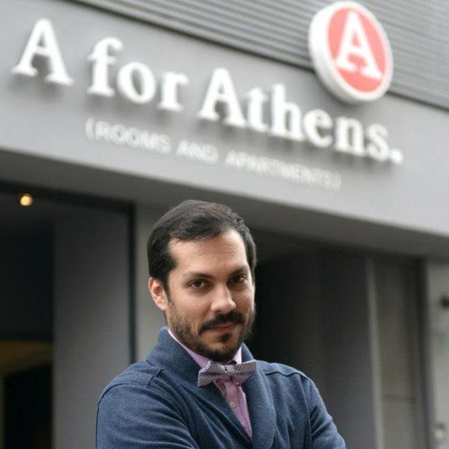 Θοδωρής Πυρίλλος, A for Athens, Bacardi Legacy