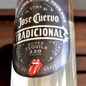 Jose Cuervo Tradicional silver