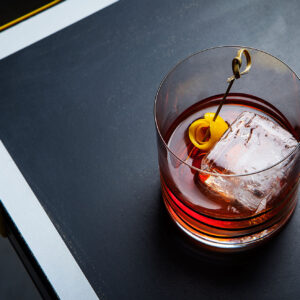 Negroni ή Old Fashioned
