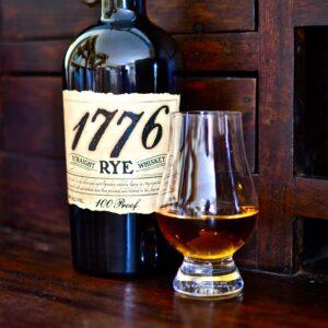 1776 straight rye, ουίσκι