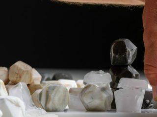 μαρμάρινες πέτρες για ουίσκι