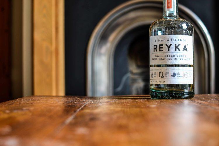Reyka, vodka
