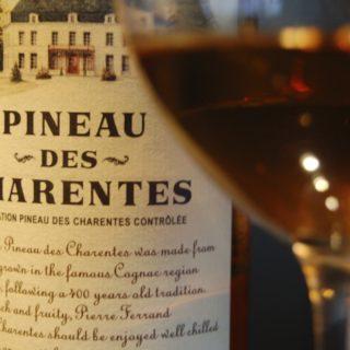 Pineau des charentes, cognac