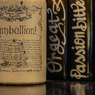 rumbullion, rum, spiced rum