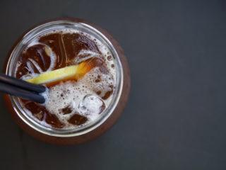 Καφές με λεμονάδα, coffee lemonade