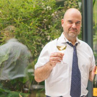 Veuve Clicquot Brut Yellow Label, zurbaran