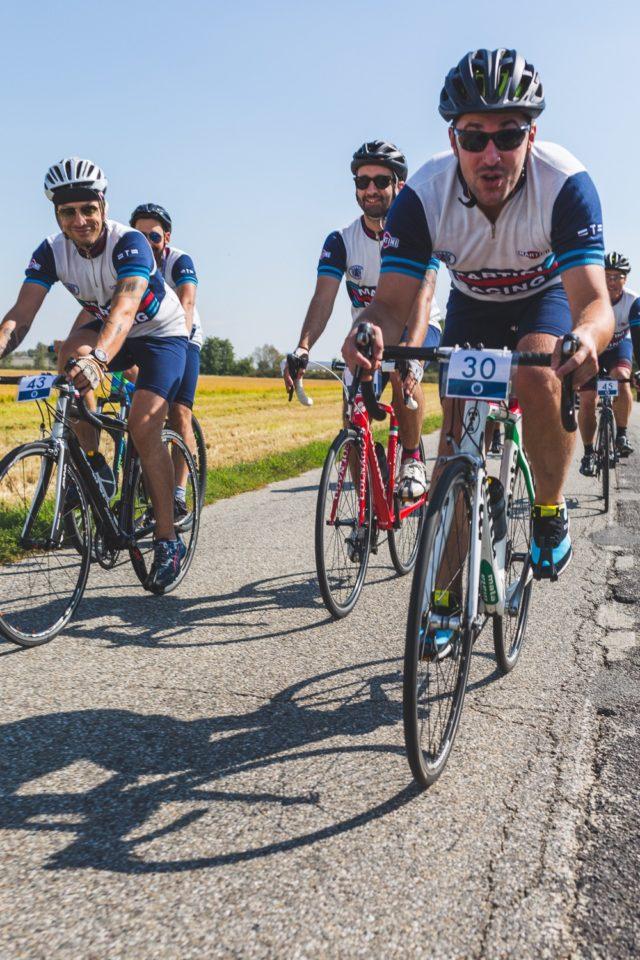 Μιλάνο - Τορίνο, ποδήλατο