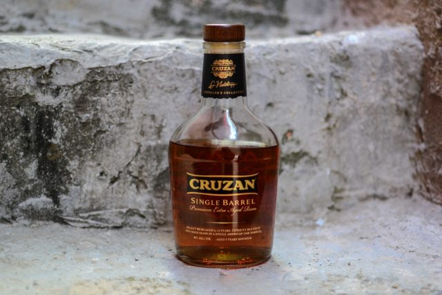Cruzan, Cruzan single barrel