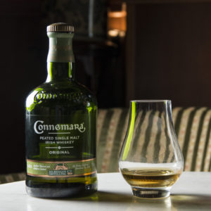 Connemara peated single malt, Αλεξανδρινό