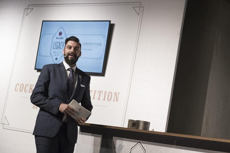 Ο ambassador του Bacardi για την Ελλάδα Κωνσταντίνος Καπνιάρης