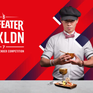 Beefeater MIXLDN 7, Beefeater