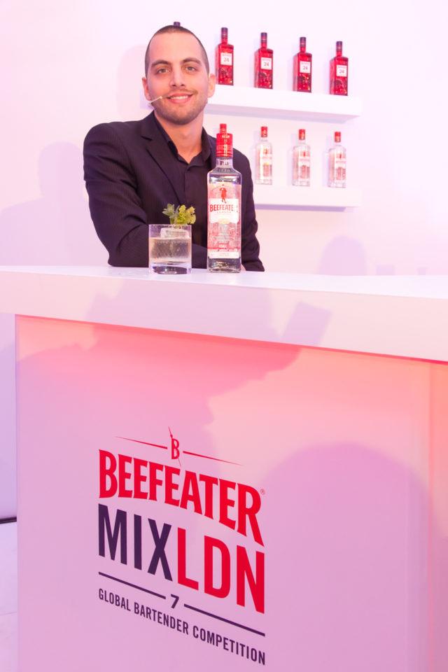 Αλέξανδρος Δοντάς, Beefeater MIXLDN 7