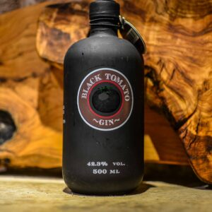Black Tomato gin, Black Tomato