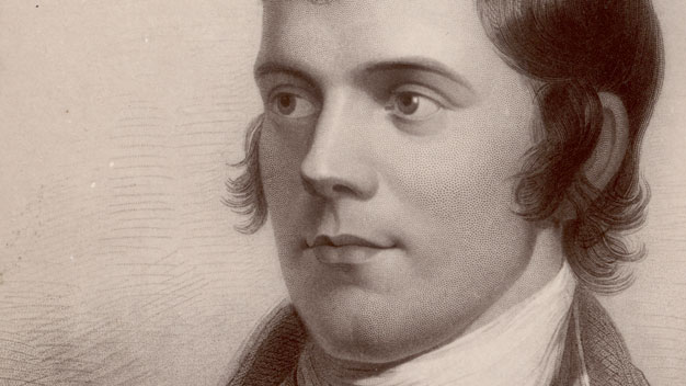 Ο Robert Burns