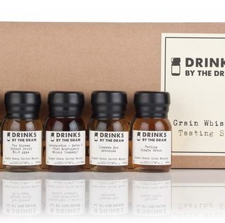 grain whisky tasting set, grain whisky