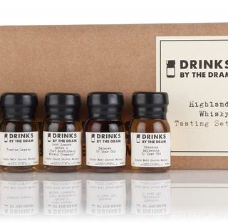 highland whisky tasting set, highland whisky