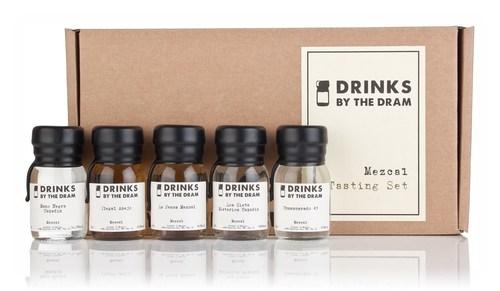 Mezcal tasting set