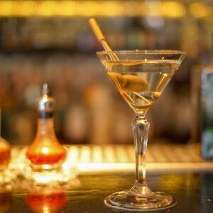 martini, βασικά ποτήρια