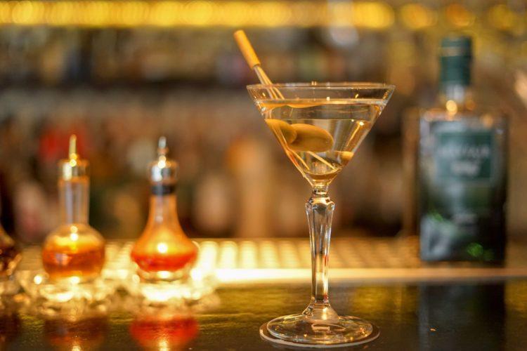 Το ποτήρι τύπου Martini