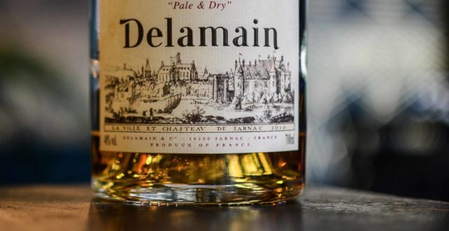 Delamain Pale and Dry