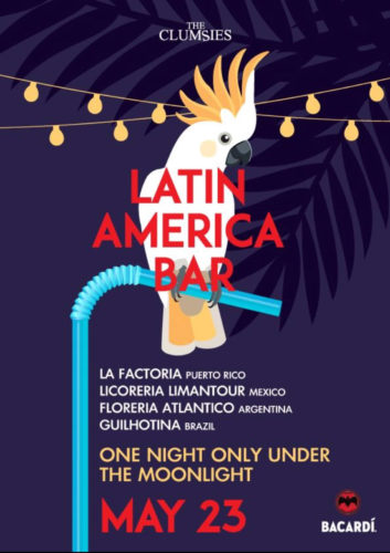 The Latin America Bar, The Clumsies