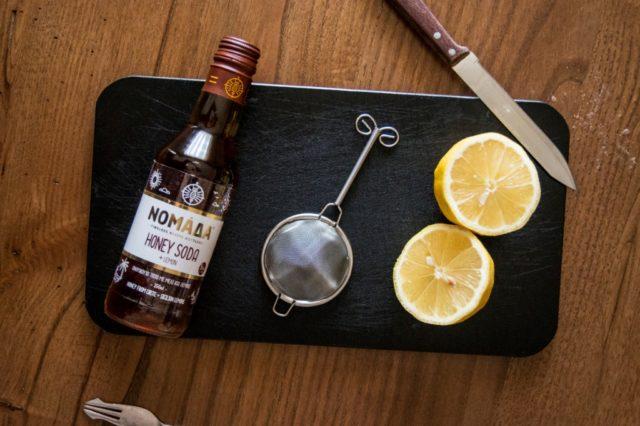 ΝΟΜΑΔΑ Honey Soda