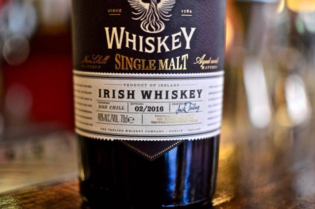 ιρλανδικό ουίσκι