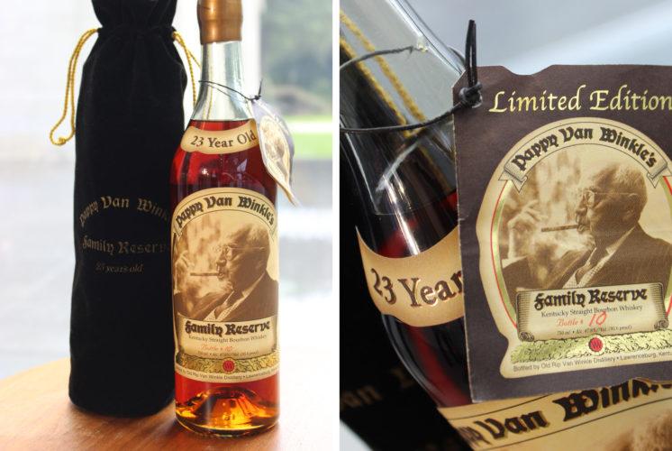 το πιο ακριβό αμερικάνικο ουίσκι στον κόσμο