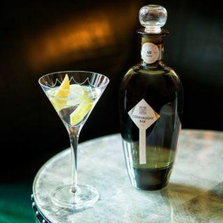 Connaught bar, Ago Perrone