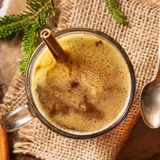 hot buttered rum, Χριστούγεννα