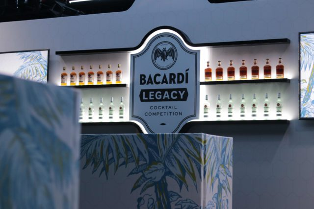 Bacardi Legacy, Bacardi