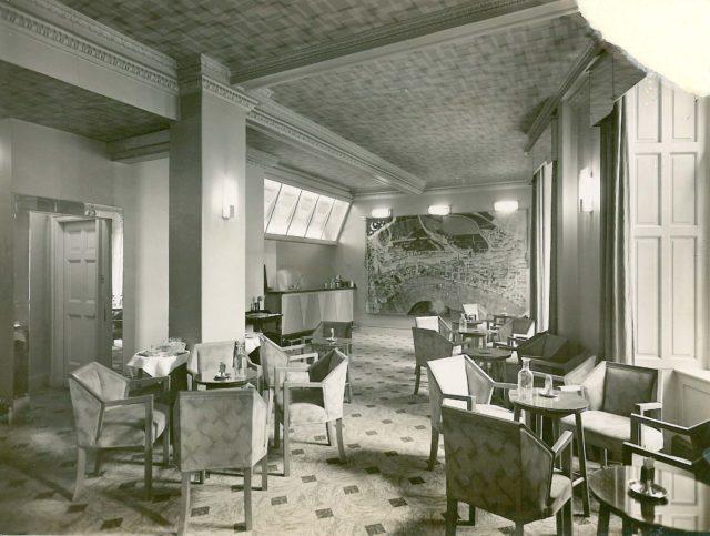 Ada Coleman, Savoy, American Bar