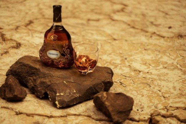 The Seven Worlds, Hennessy, cognac