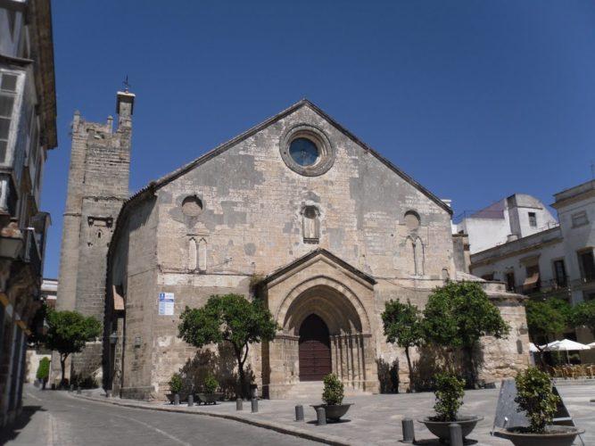Η εκκλησία του Αγίου Διονυσίου του Αεροπαγίτη στο Χερέθ