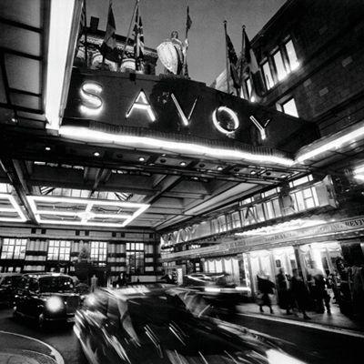 American Bar, Savoy