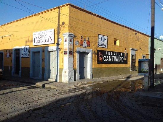 Don Javier, La Capilla