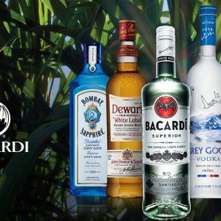 διανομή προϊόντων της Bacardi