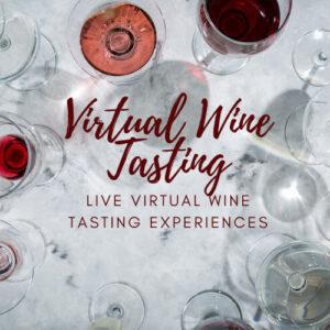 virtual γευσιγνωσία κρασιού