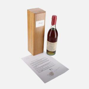 1777, Hardy, Cognac